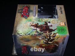 The Legend of Zelda Twilight Princess HD Big Box WII-U UK PAL NEW & SEALED