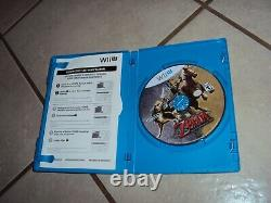 The Legend of Zelda Twilight Princess HD CIB Nintendo Wii U Complete VGC