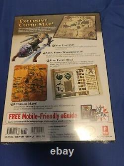 The Legend of Zelda Twilight Princess HD Collector's Edition Guide NEW Sealed