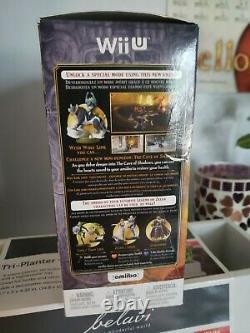 The Legend of Zelda Twilight Princess HD (Nintendo Wii U, 2016) NIB With Amiibo
