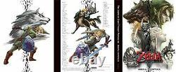 The Legend of Zelda Twilight Princess HD Original Soundtrack Legend Of Zelda CD