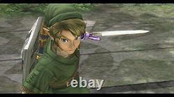 The Legend of Zelda Twilight Princess HD Wii U Japan import