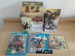The Legend of Zelda Twilight Princess HD with Amiibo Limited Edition Wii U PAL