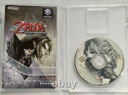 The Legend of Zelda Twilight Princess Nintendo GameCube Japan F/S