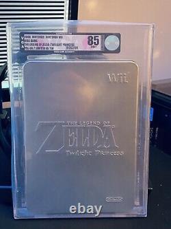 The Legend of Zelda Twilight Princess Nintendo Wii HMV Exclusive 1/200 VGA85
