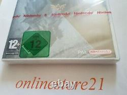 The Legend of Zelda Twilight Princess Nintendo Wii Red Strip VGA WATA UKG Ready