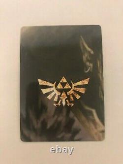The Legend of Zelda Twilight Princess TCG VERY RARE Gold Foil Link G5 of 9 mint