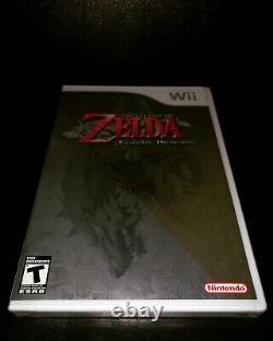 The Legend of Zelda Twilight Princess (Wii, 2006)