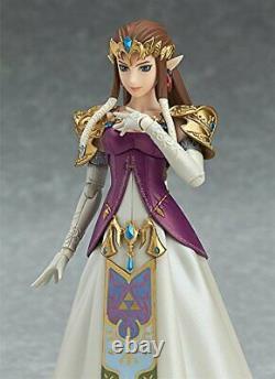 The Legend of Zelda Twilight Princess Zelda Twilight Princess Ver. Action Figure
