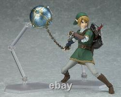 The Legend of Zelda figure LINK Twilight Princess DX Ver. Figuma 320