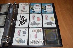 The legend of zelda twilight princess compelete card set
