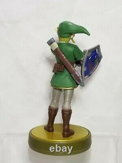 Twilight Princess Link Amiibo The Legend of Zelda Series 30th Anniversary