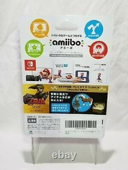 Twilight Princess Link Amiibo The Legend of Zelda Series Breath Wild Box Damaged