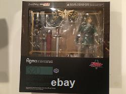 USA figma The Legend of Zelda Twilight Princess Link DX Edition Japan ver