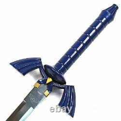 Ultimate edition New Link's Legend of Zelda large steel Master Twilight Sword